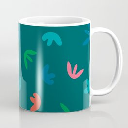 SPROUTS in BLUE Coffee Mug