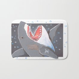 Hark a Shark Bath Mat