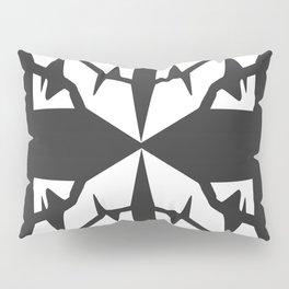 X Dark Pillow Sham