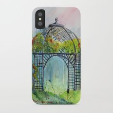 Descanso Gardens iPhone X Slim Case