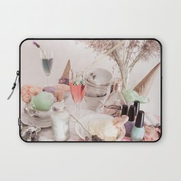Ice Cream Tea Laptop Sleeve