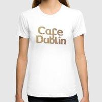 irish T-shirts featuring Irish Pub by Eirin Wie Haveland