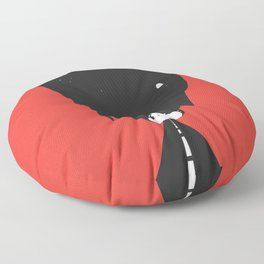 Valley Launch Floor Pillow