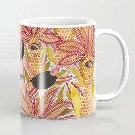 Expulsion from Paradise - with sheep Coffee Mug