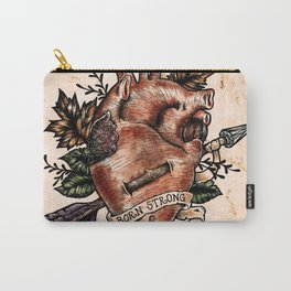 Born Strong Carry-All Pouch