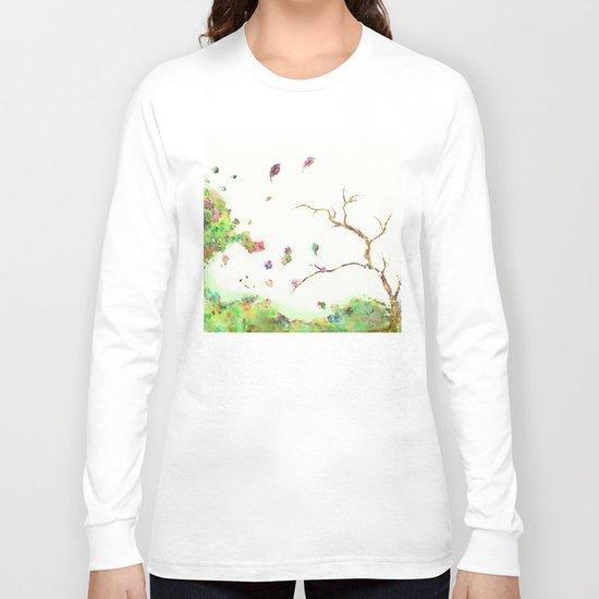 breezy canopy Long Sleeve T-shirt