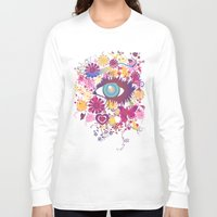 chelsea Long Sleeve T-shirts featuring Chelsea by AURA-HYSTERICA