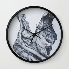 Humanity definition Wall Clock