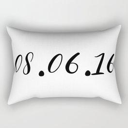 Mr. Rectangular Pillow