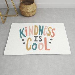 Kindness Is Cool - Boho Girl Rug