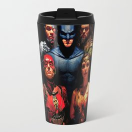 Justice League Travel Mug
