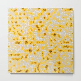 wildes gelb (A7 B0148) Metal Print