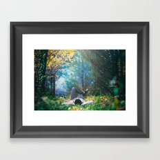Day Dreaming Framed Art Print