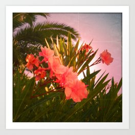 FLOWER N33 Art Print