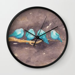 We have to talk Wall Clock