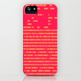 no wait i can ching iPhone Case