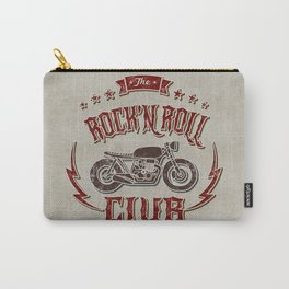 Rock 'n Roll Motorcycle Club Carry-All Pouch