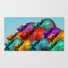 Holocronix Canvas Print