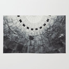 Rusting Dome Rug