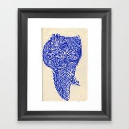 2010-05 _BARCELONA Framed Art Print