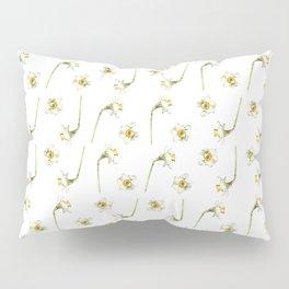 Dancing Daffodils Pillow Sham