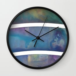 Atmospheric Wall Clock
