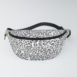 Leopard Texture 5 Fanny Pack