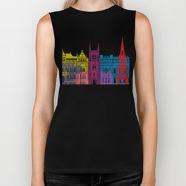 Blackburn skyline pop Biker Tank