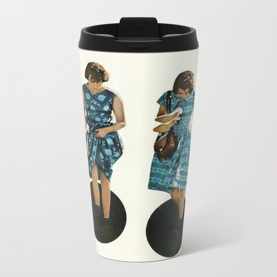 Quicksand Metal Travel Mug