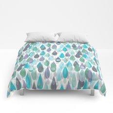 Let it Rain II Comforters