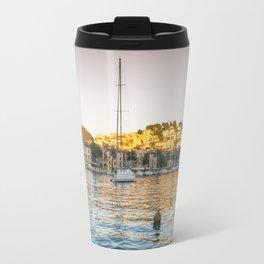Hvar - sunset - Travel Mug