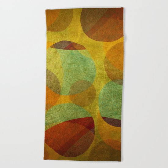 Perceptions Beach Towel