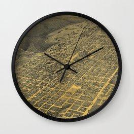 Austin 1887 Wall Clock