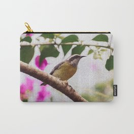 Bird - Photography Paper Effect 008 Carry-All Pouch