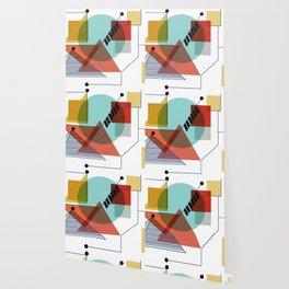 Bauhaus Kandinsky Modern Art Wallpaper