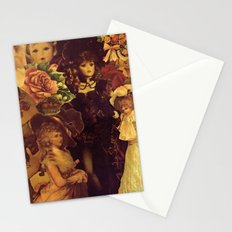 Decoupage Ladies Stationery Cards