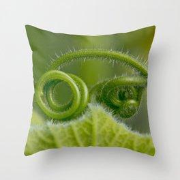 Vine Throw Pillow