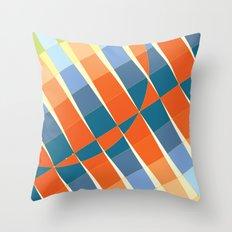 Art Deco Throw Pillow