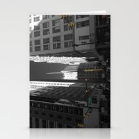 detroit Stationery Cards featuring Detroit  by Galaxys_Limit