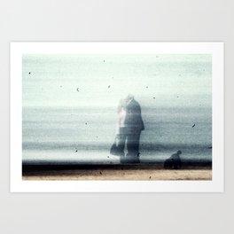 Cohesion Art Print