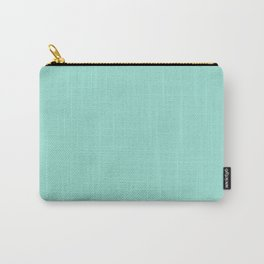 Fresh Mint Carry-All Pouch