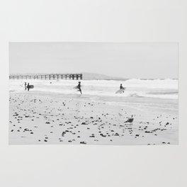 BEACH BUMS Rug