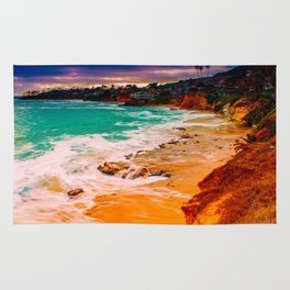 Colorful Laguna Rug