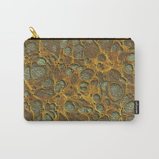 Golden Marble 07 Carry-All Pouch