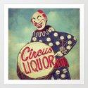 Circus Liquor, N. Hollywood, CA. by honeymh