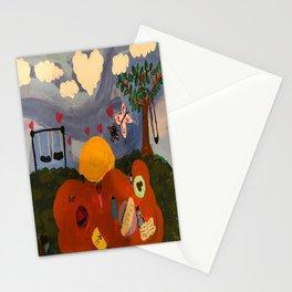 amor mio Stationery Cards