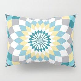 Digital Grand Dahlia Pillow Sham