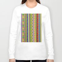 forever young Long Sleeve T-shirts featuring Forever Young by Bianca Green