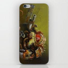 Deathguard Terminator iPhone Skin