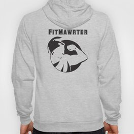 FitMawrter Design in Black Hoody